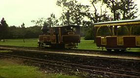 8mm film footage of the Balley Hooley Steam Train engine, located at Mossman Sugar MIll in Queensland, Australia in June 1983.  Film has been transferred using a frame-by-frame scan to produce the highest quality.