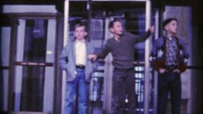 Three friends go to Dallas, Texas on a school field trip in the fall of 1962.