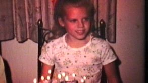 Little Girl Turns Ten (1975 - Vintage 8mm Film)